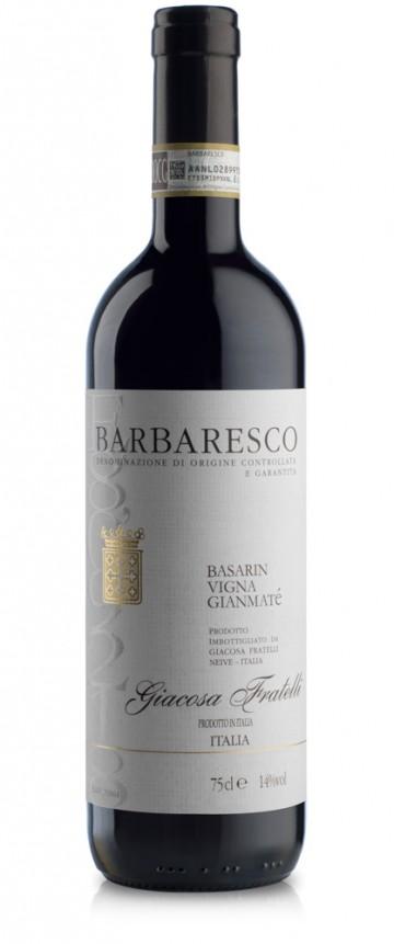 """Barbaresco Basarin """"Vigna Gianmatè"""""""